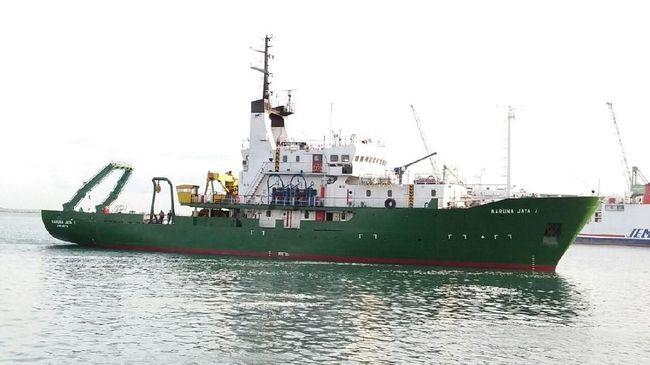 Kapal BPPT Bawa Alat Pengolah Air Minum ke Palu dan Donggala