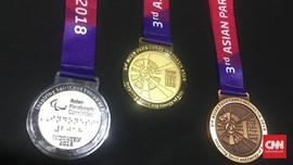 Indonesia Raih Emas Ketiga Asian Para Games dari Rica Oktavia