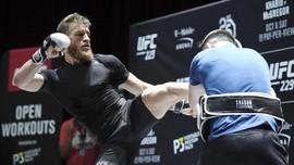 Yakin Khabib Kalah, McGregor Akan Kembali Tarung