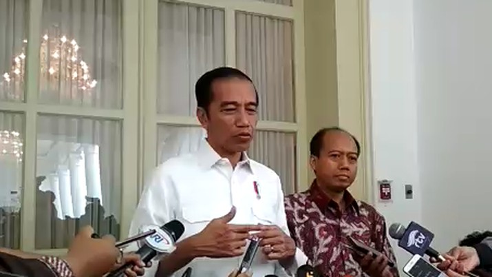 Gara-Gara Jokowi Sebut Game of Thrones, Twitter Meledak!