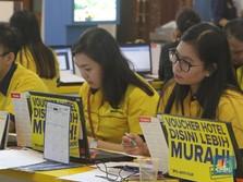 Pesan Hotel Liburan, Orang Indonesia Butuh 'Mikir' 13 Hari