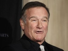 Memorabilia Robin Williams Dilelang Rp 92 M di New York