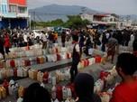 H+13 Gempa Sulteng, Jumlah Korban Meninggal Capai 2.073 Orang