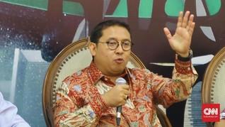 Fadli Sebut Menteri Kampanye Jokowi Picu Konflik Kepentingan