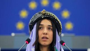 Mantan Budak Seks ISIS Raih Nobel Perdamaian 2018