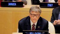 Bill Gates Tak Mau Vaksin Corona Dikuasai Pihak Ini