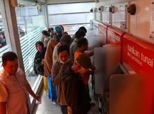 BCA Jawara ATM Tarik Setor, BRI Pemilik ATM Terbanyak di RI