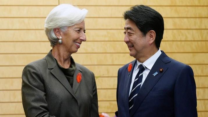 Perang Dagang, IMF: Risiko bagi Ekonomi Jepang Meningkat