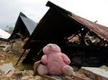 Korban Meninggal Dunia Gempa Sulteng Dekati 2.000 Orang