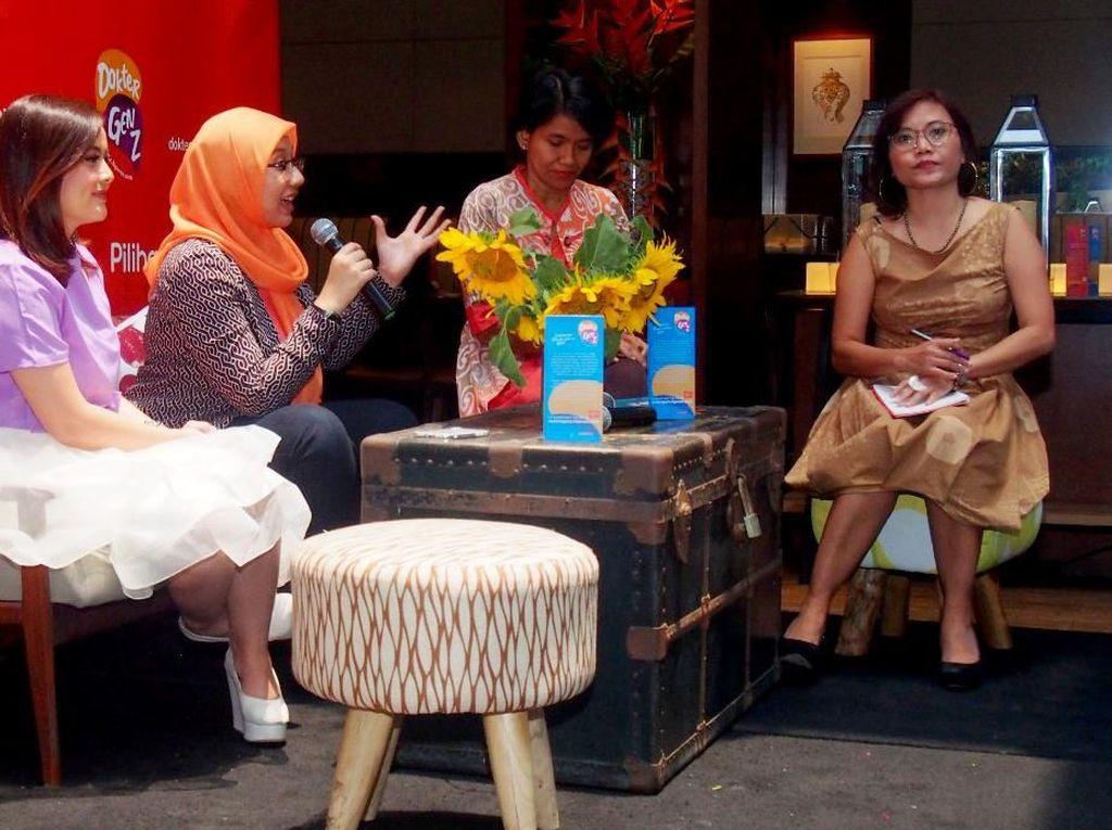 Diskusi Kesehatan Reproduksi Remaja