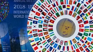 IMF Pangkas Lagi Proyeksi Laju Ekonomi Global Jadi 3 Persen
