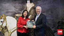 RI-Malaysia Gandengan Tangan Lawan Kampanye Hitam Sawit