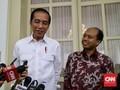 Jokowi Puji Sutopo, dalam Kondisi Sakit Masih Semangat