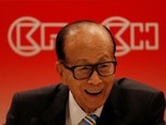 Li Ka-Shing, 'Superman' Kaya Raya Asal Hong Kong