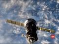 VIDEO: NASA Klaim Lubang Di Stasiun Luar Angkasa Disengaja