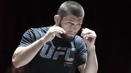 Khabib Marah UFC Abaikan Petarung Rusia
