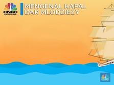 Mari Mengenal Kapal Bersejarah Buatan Polandia Dar Mlodziezy