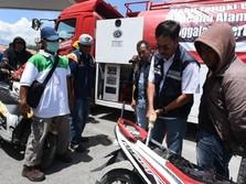 Cek Fakta, Benarkah Cadangan BBM Indonesia Cuma 20 Hari?
