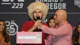 UFC Diklaim Tak Setuju Duel Khabib Melawan Petarung Legenda
