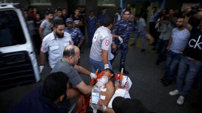 Seorang Wanita Palestina Ditembak Mati Tentara Israel