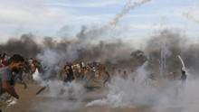 Bentrok di Gaza, 19 Warga Palestina dan Tentara Israel Luka