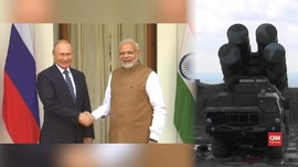 VIDEO: India Beli Rudal Rusia Senilai US$5 Miliar