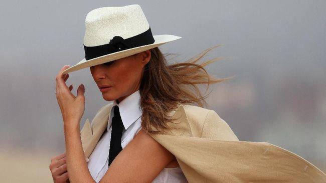 Melania Trump Anggap Jadi Orang Paling 'Di-Bully' Di Dunia