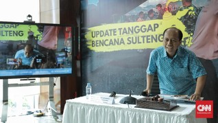 Sutopo Raih Penghargaan Kebencanaan dari The Straits Times
