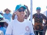 Bantu Korban Gempa, Bos IMF & Sri Mulyani Singgah ke Lombok