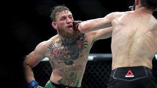 Fan Penyusup: McGregor Bisa Saja Tewas di Oktagon