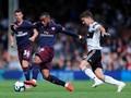 Menang 5-1 atas Fulham, Arsenal Lanjutkan Tren Positif