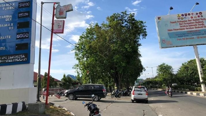 Pertamina memastikan 90% spbu di Palu-Donggala sudah mulai beroperasi normal.