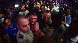 Presiden UFC Tak Ingin Khabib Dihukum Setahun