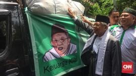Ikatan Tunanetra Laporkan Ma'ruf ke Bawaslu soal 'Buta-Budek'