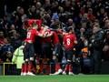 MU Kalahkan Newcastle 3-2, Sanchez Selamatkan Nasib Mourinho