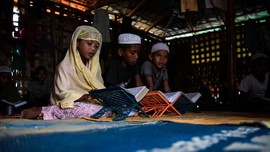 Bank Dunia Kucurkan Pinjaman Rp3,5 T untuk Madrasah RI
