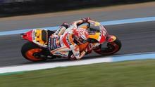 Marquez Tak Mau Paksa Jadi Juara Dunia di MotoGP Jepang
