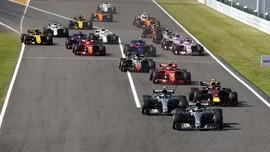 Juara GP Jepang, Hamilton Unggul 67 Poin di F1 2018