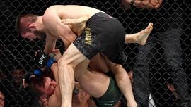 Khabib: McGregor Tak Layak 'Rematch' karena Tidak Melawan