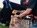 FOTO: Trauma Healing Untuk Anak Korban Gempa Palu