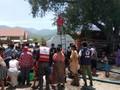 PMI Kerahkan 20 truk Tangki Air untuk Korban Gempa Palu