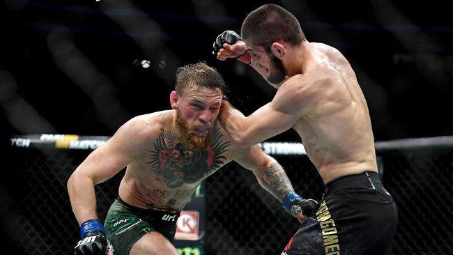 Lobov Ungkap Pemicu Perseteruan Khabib vs McGregor