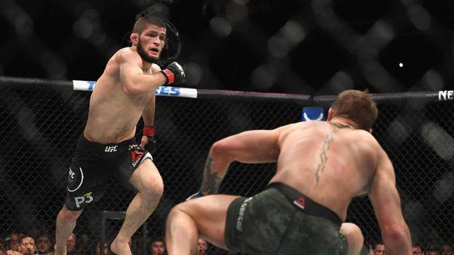 Khabib vs McGregor Mungkin Bertarung di Jalan