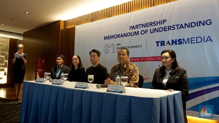 Duet Maut Transmedia-SM Entertainment, Ini Calon Proyeknya