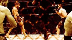Polemik Rusuh McGregor vs Khabib