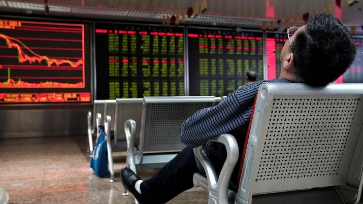 Bursa Saham Asia Terseret Shutdown AS