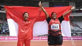 Raih Emas Asian Para Games, Suparniyati Ingin Bangun Rumah