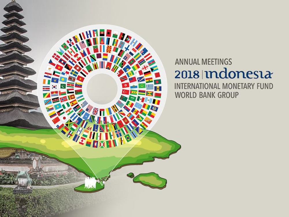 Gelaran IMF-World Bank Annual Meetings di Bali 2018
