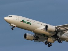 Maskapai Alitalia Terlilit Utang Rp 15 T, Italia Turun Tangan