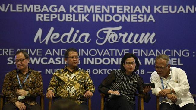 Rudiantara Minta Tamu IMF-WB 2018 Tidak Tethering dari Ponsel